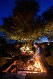 Campfire, Namibia
