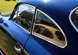 Porsche deja blue