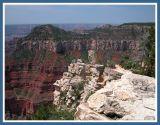 Canyon North Rim View
