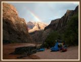 Camping at the End of the Rainbow