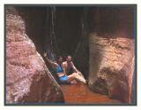 Kevin & Jenny at Saddle Canyon taken by Jenny McCurdy