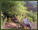Kim J. & Cindy at Phantom Ranch taken by Jenny McCurdy