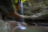 St. Louis Canyon Falls