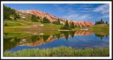 Red Mountain #1 Pano