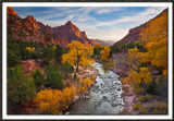 The Virgin River and Watchman