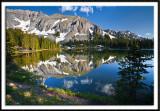 Alta Lake Reflection