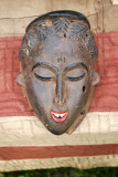 African Mask, Collection of John Lilley