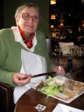 Lunch at Café Contrescarpe
