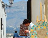 Artista de la cerámica