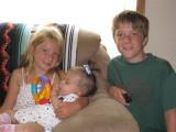 July 4th 2008 - Wyoming Trip To Visit Emma