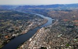 Wenatchee and Columbia River
