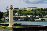 Devonport Clock and Hauraki Gulf Maritime Park