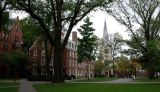 harvard and church