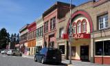 downtown Waitsburg WA