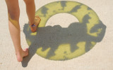 Swim Float Shadow