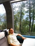 Luzern to Interlaken by Golden Pass