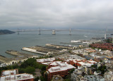 From Coit Tower windows