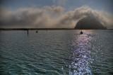 7/5/08- Morro Rock in fog