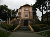 Grand old villa in Juodkrantė