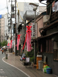 Sidestreet off the Hon-machi arcade