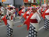 Bon dancing women