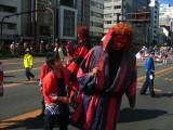 More creepy costumed kids