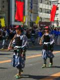 Edo-period soldiers