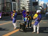 Okinawan musicians