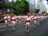 Bon dance on Hirokōji-dōri