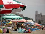 Beach parasols, Utsumi