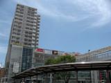 Clacity Handa shopping and condo complex