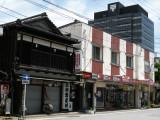 Old street in central Handa