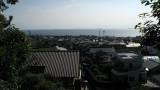 View over Ōnomachi-chō to Ise-wan