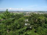 Rural scenery in central Chita-hantō