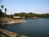 The pond at Sōri-ike