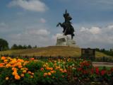 Equestrian statue of Alexander Suvorov