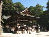 Smoke-tinged Himure Hachiman-gū