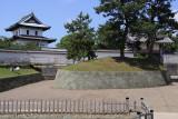 Outer grounds of Matsumae-jō