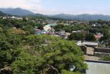 View over Matsumae