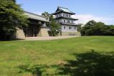 Hon-maru of Matsumae-jō