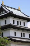 Donjon view, Matsumae-jō
