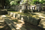 Burial site of the Matsumae Clan Leaders