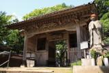 Entrance to Kōzen-ji in the Teramachi
