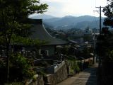 Up in the Higashiyama Temple District