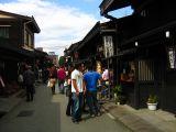 Sanmachi street scene