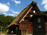 Gasshō-zukuri style Wakayama House