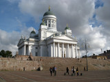 Senate Square with Helsinki Cathedral