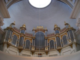 Pipe organ in Helsinki Cathedral