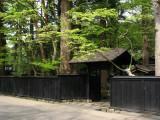 Buke-yashiki gate, Uchimachi