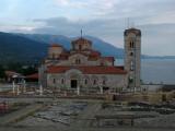 Reconstructed Sveti Pantelejmon Cathedral